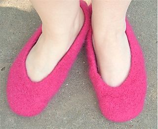 Lotus slippers