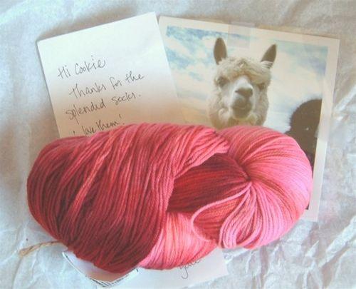 Gale yarn