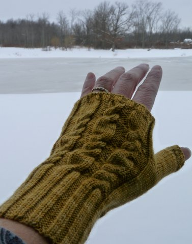 German mitts